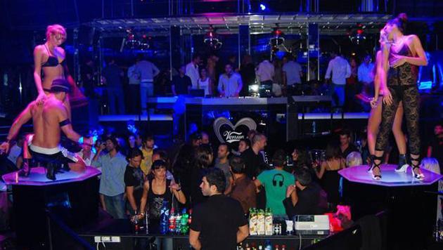 афины ночной клуб